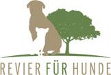 Revier für Hunde Logo